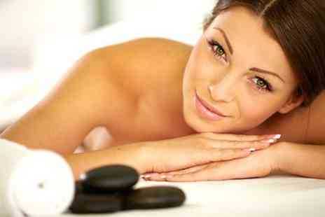 Resolve Holistic Therapy Centre - Facial Plus Hot Stone Massage or Pedicure - Save 55%