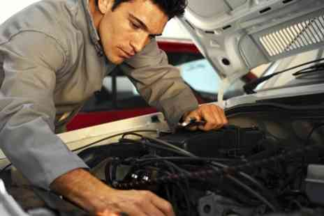 Haden Birmingham - 54 Point Service With Oil and Filter Change - Save 22%