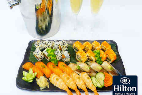 Hilton London Tower Bridge - Sushi Platter for Two - Save 67%