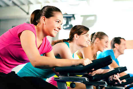 LifesCycle - Five Indoor Cycling Classes with Two 30 Minute Circuit Classes - Save 61%