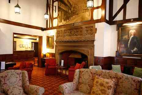 The Lion Hotel - Two night escape for two including breakfasts in Shrewsbury - Save 54%