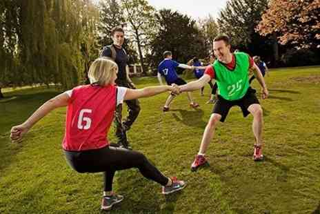 British Military Fitness - Six British Military Fitness  Boot Camp Sessions - Save 65%