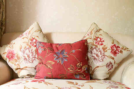 Rosa Rhodes - Three hour soft furnishings workshop - Save 53%