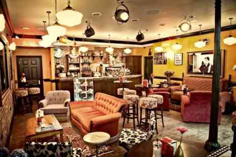 Central Perk - Coffee and Cake For Two - Save 50%
