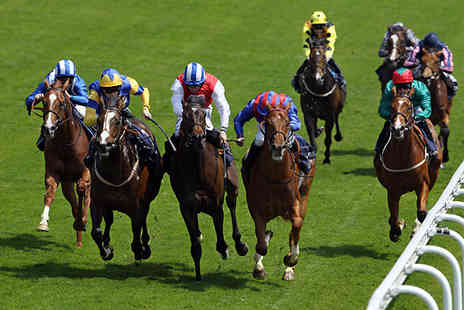 Doncaster Racecourse - Two County raceday tickets - Save 49%