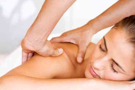 Ethos Massage - One Hour Deep Tissue or Sports Massage - Save 53%