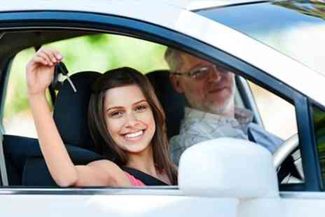 Driving Centre UK - Four Hours of Driving Tuition - Save 78%