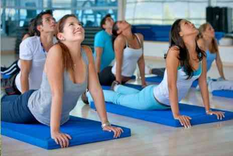 ClassBase - 10 Fitness Classes Such as Yoga or Zumba - Save 52%
