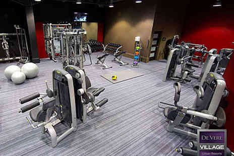 Village Hotel Leeds South - Ten Anytime Gym Fitness and Spa Facilities Passes - Save 90%
