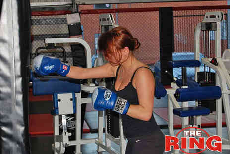 The Ring - Ten Fight to be Fit Group Training Sessions - Save 76%