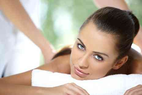 Charisma Divine Hair - One Hour Massage Plus Facial or Microdermabrasion - Save 60%
