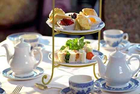 Thomas2 - Afternoon Tea For Two - Save 47%