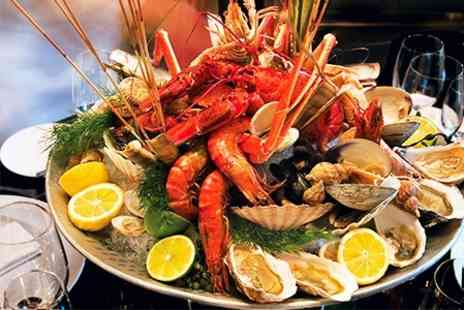 Neaversons Tea House - Lobster Sharing Platter For Two With Sparkling Cocktails - Save 56%