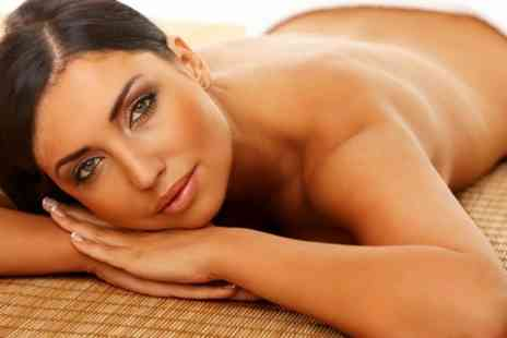 SANCTUARY SUITE LINGERIE AND BEAUTY - Full Body Spray Tan and Eyelash Extensions - Save 71%
