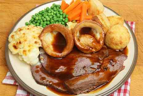 The Blagrave Arms - Sunday Lunch For Two - Save 69%