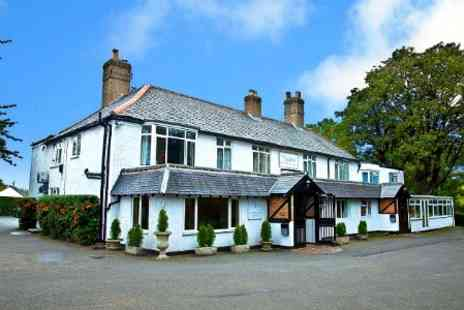The Cedars Hotel and Restaurant - In Leicestershire Two Night Stay For Two - Save 54%