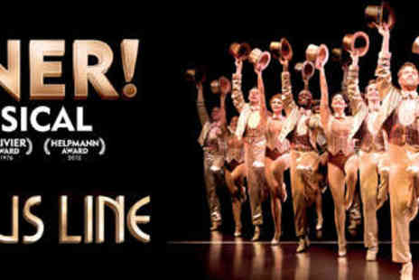 A Chorus Line - Top Price Ticket to see - Save 46%