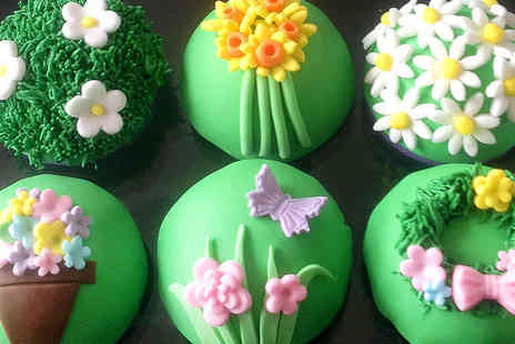 Harribeau - Two Hour Cupcake Decorating Class - Save 68%