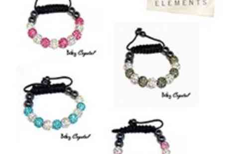 Your Ideal Gift - Baby Crystal Bracelet - Save 83%