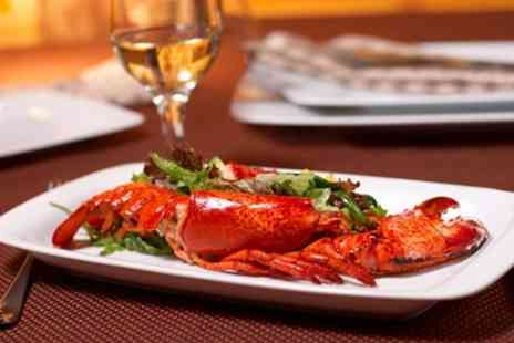 The Parrot Bar and Grill - Lobster or Seafood Special With Champagne For Two - Save 54%