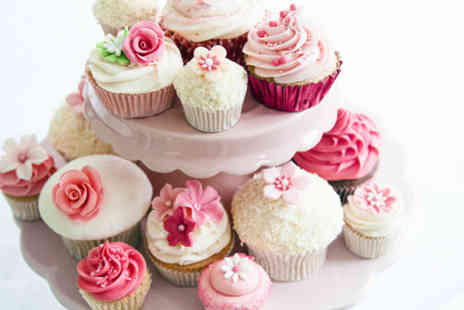 A Sweet Little Treat - Three hr beginners cupcake decorating class - Save 50%