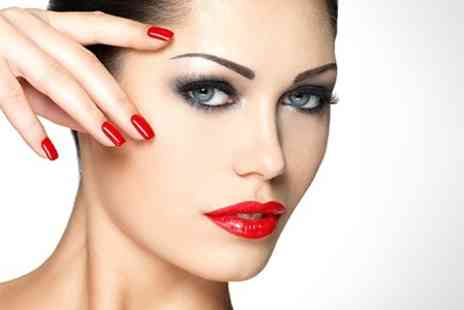 totally polished beauty salon - Luxury OPI Manicure For One - Save 55%