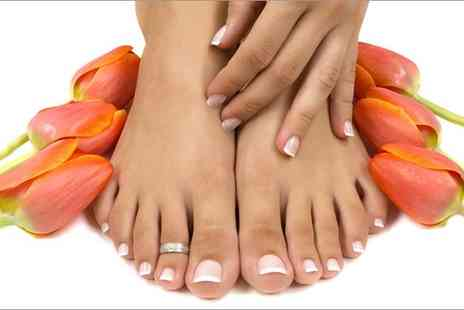 Beauty LA - Gel fingers and Gel toes - Save 75%