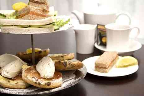 The Lion - Afternoon Tea For Two With Cava - Save 50%