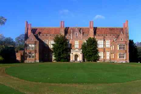 Mapledurham House - Admission, River Cruise and Cream Tea For Two - Save 51%