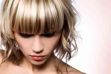 Colour Keys - Full Foils or Colour Plus Cut, Conditioning and Blow Dry - Save 61%