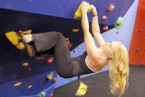Craggy Island - Climbing Taster Session For Two - Save 59%