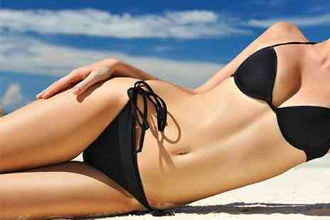 Vision Hairdressing and Beauty - Bikini line, Half Leg and Underarm Wax - Save 59%