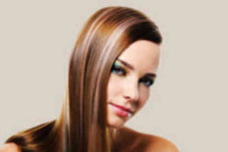 The Hair Salon - Brazillian blow dry  - Save 72%
