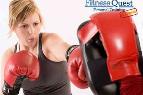 Fitness Quest - Six Boxercise Classes - Save 58%