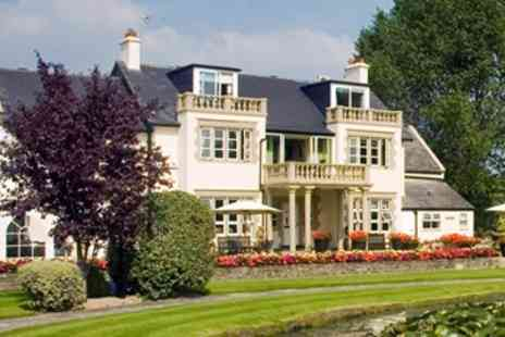 Rookery Manor - Deluxe Somerset Getaway including Dinner & Champagne - Save 38%
