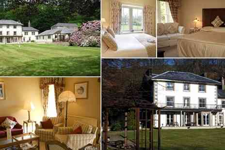 Lovelady Shield Country House Hotel - Overnight Stay in a Luxury Cumbrian Manor Hotel - Save 41%