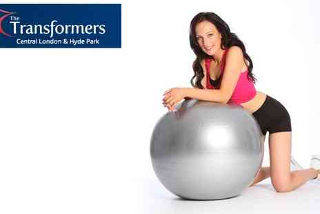 The Transformers - One Hour Yoga Classes - Save 78%