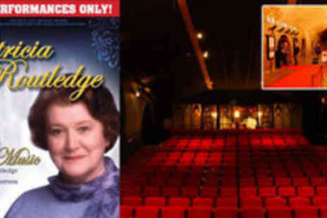 Charing Cross Theatre - Tickets to Patricia Routledge Facing The Music - Save 36%
