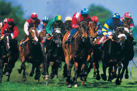 Brighton Racecourse - Tickets to Grandstand Enclosure for Two Adults - Save 50%