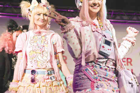 HYPER JAPAN - Two One Day Tickets - Save 50%