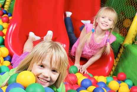 The Playport - Soft Play One Sessions With Lunch for Two Children - Save 54%