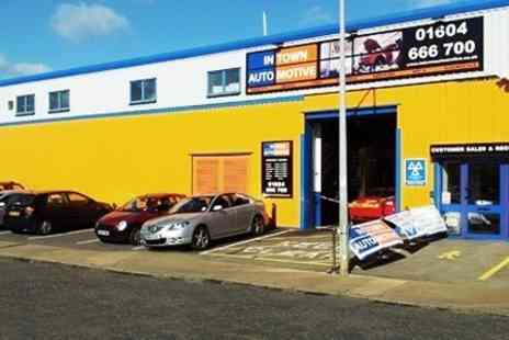 In Town Automotive - MOT Test - Save 42%