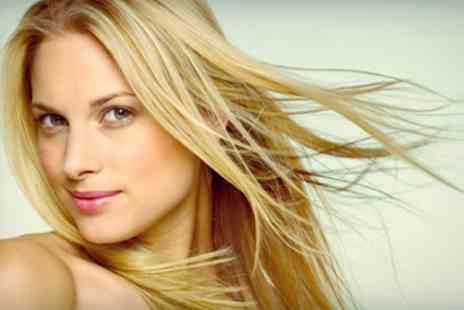 Sapiano's - Cut and Finish With Half  or Full Head of Highlights - Save 60%
