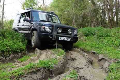 Berkshire 4X4 - Half Day Land Rover Experience - Save 67%