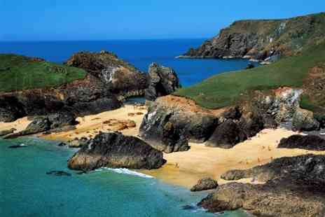 Cornwall Parkdean Holidays - In Cornwall Three Night Self Catering Stay For Up to Six - Save 22%