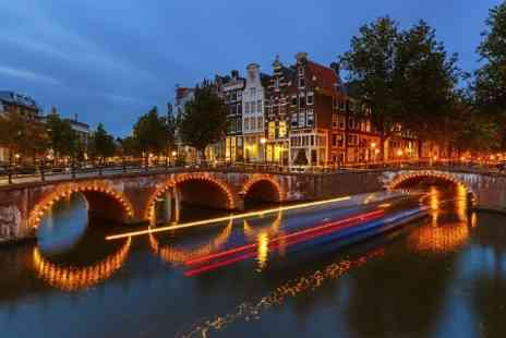 Holiday Inn Amsterdam - In Amsterdam One Night 4star Stay For Two With Breakfast - Save 52%