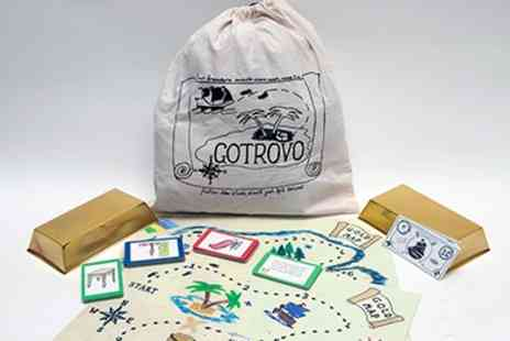 Created 4 Kids - Fantastic Treasure Hunt Pack GOTROVO Perfect Summer Holiday Activity - Save 50%