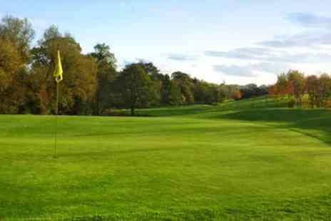 Izaak Walton Golf Club - Challenging 18 Holes of Golf & Lunch for 2 - Save 52%