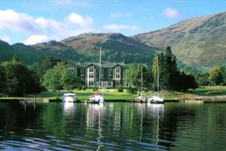Lake District Hotels - Gourmet Lake District Escape with Fine Dining & Pimms - Save 47%