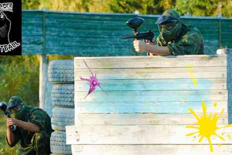 Reaper Paintball - Paintball for 5 North West - Save 94%